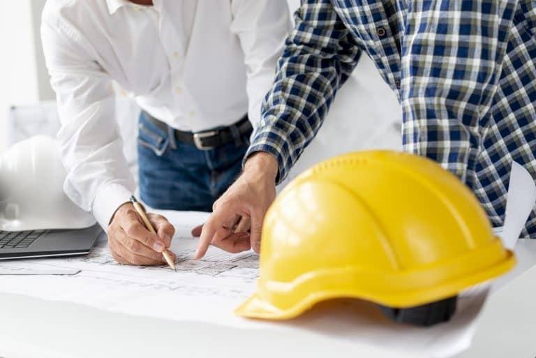 מפקח בניה מהנדס
